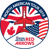 Red Arrows North American Tour 2019