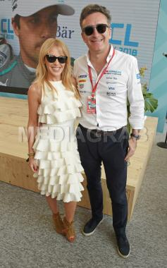 Kylie Minogue and Alejandro Agag.jpg